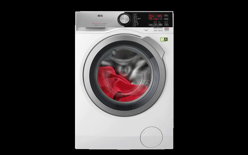 AEG 8kg 8000 series front load washing machine LF8C8412A