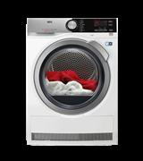 8kg 8000 series heat pump dryer with SensiDry: T8DHC846B