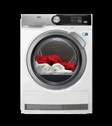 8kg 9000 series SensiDry heat pump dryer: T9DHA866C