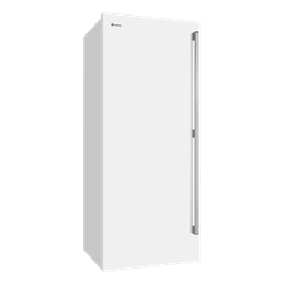 425L White vertical freezer