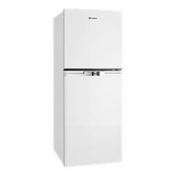 230L White top mount fridge
