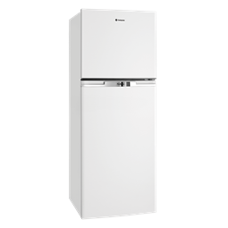 280L White top mount fridge