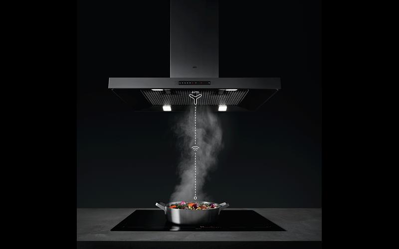 AEG 90cm 5 zone induction cooktop with ProCook & FlexiBridge IKE95471FB