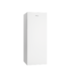 243L Single door fridge, white