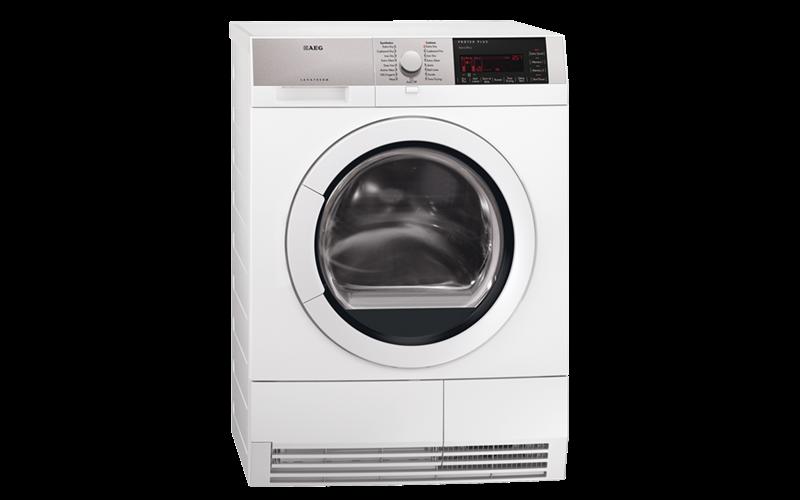 AEG ProTex Series 9, 9kg Heat Pump Dryer  T96690IH