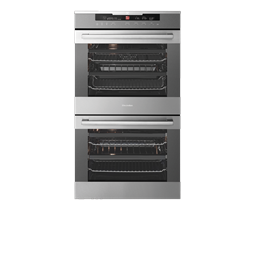Multifunction Double Oven With Intuitive Oven Interface Control System
