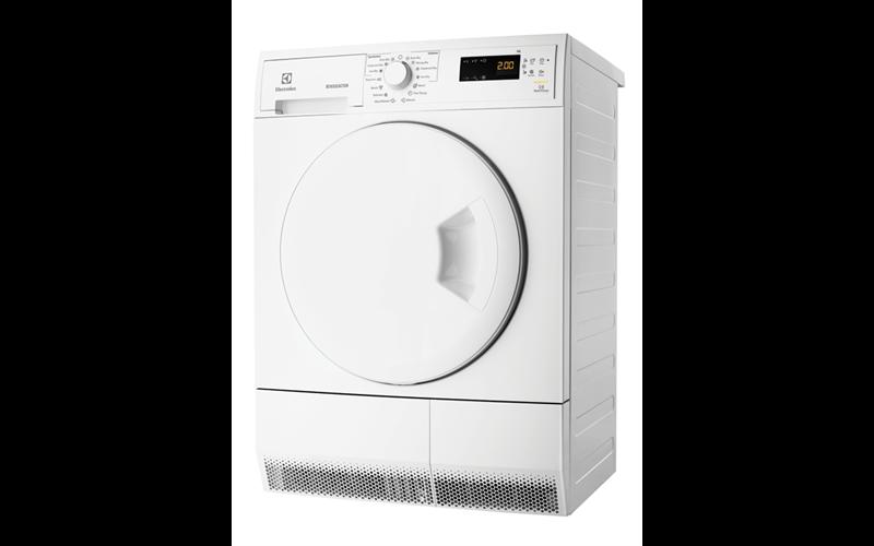 7kg Condenser Dryer (EDP2074PDW) - Electrolux Australia bfe0db7c66