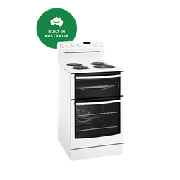 54cm Electric oven with coil hob