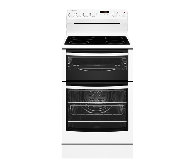 54cm Electric Oven With Ceramic Hob Wle547wa Westinghouse New