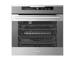 60cm Pyrolytic Mutifunction 13 Oven With Intuitive Oven Interface Control System And Telescopic Runners