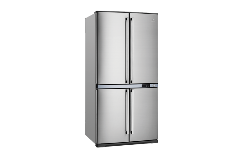 680l Four Door French Door Refrigerator Eqe6807sd Electrolux