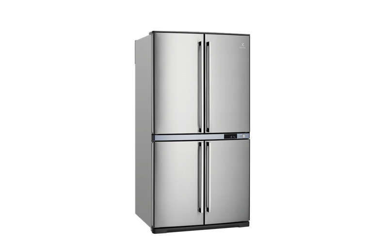 620l Four Door French Door Refrigerator Eqe6207sd
