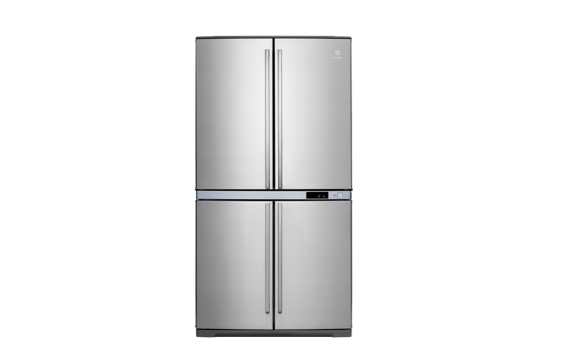 620l Four Door French Door Refrigerator Eqe6207sd Electrolux New