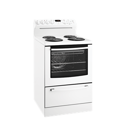 60cm Electric oven with coil hob
