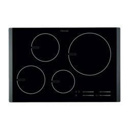 78cm Induction Cooktop Ehd80170p