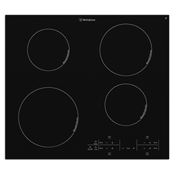 60 cm 4 zone induction cooktop
