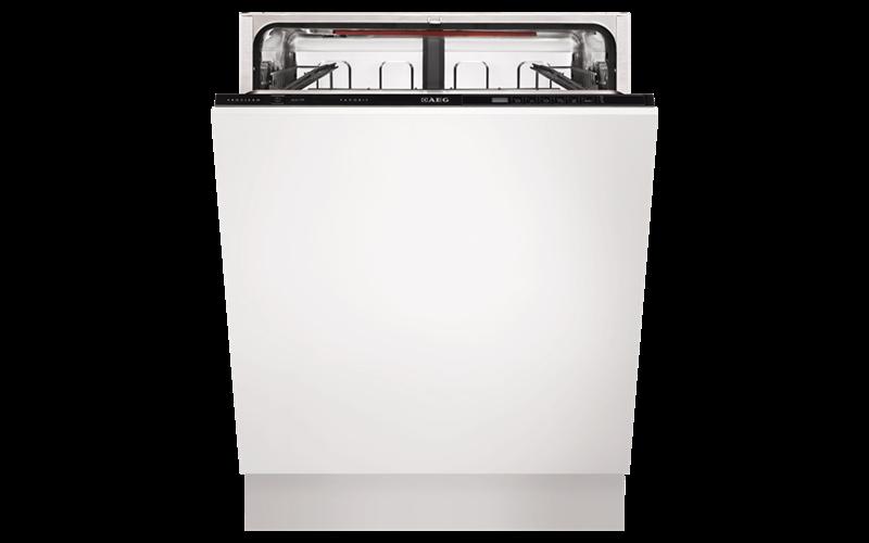 AEG ProClean™ fully integrated dishwasher F78601VI1P