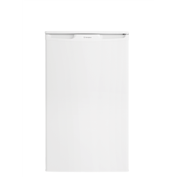 White 100L bar fridge