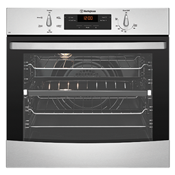 Stainless steel multifunction oven
