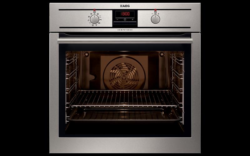 AEG 60cm MaxiKlasse™ Pyroluxe™ Oven BP300300AM