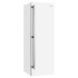 355L White Single Door Fridge