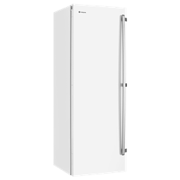 280L White Vertical Freezer