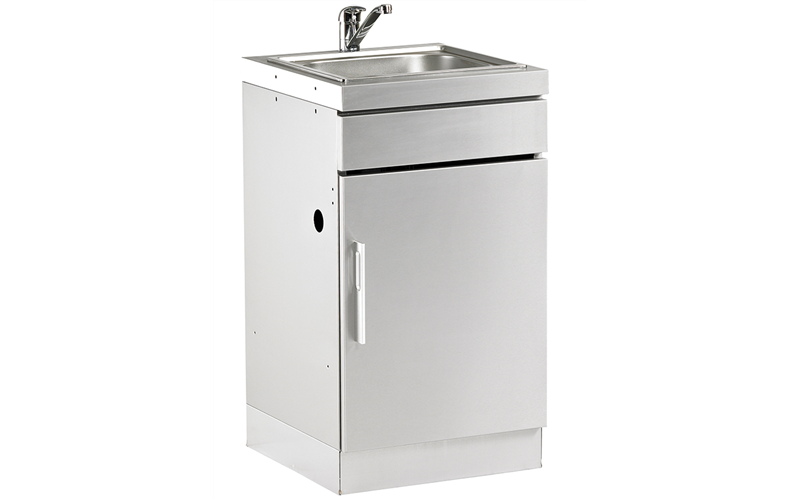 BD77010 Stainelss Steel Cab with Sink Handle on Left.jpg