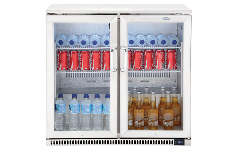 BS28200_200Ltr Alfresco Fridge Double Door.jpg