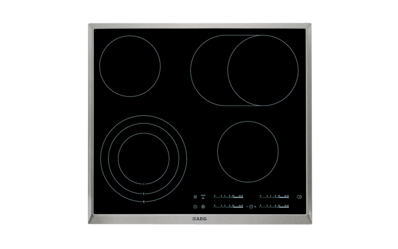 60cm 4 zone ceramic hob hk654070xb aeg new zealand rh aegnewzealand co nz aeg electrolux hob instructions aeg electrolux induction hob instructions