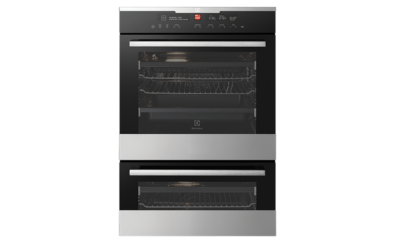 Multifunction 12 6 Duo Wall Oven Eve626sc Electrolux