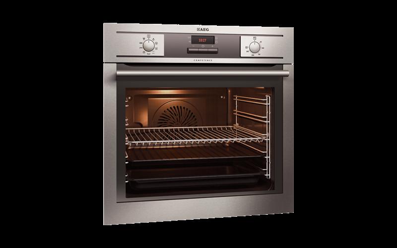 AEG 60cm MaxiKlasse Multifunction Oven BE4003001M