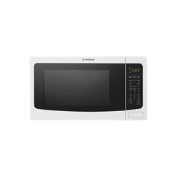 40L White Microwave Oven