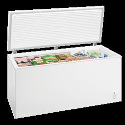 500L chest freezer