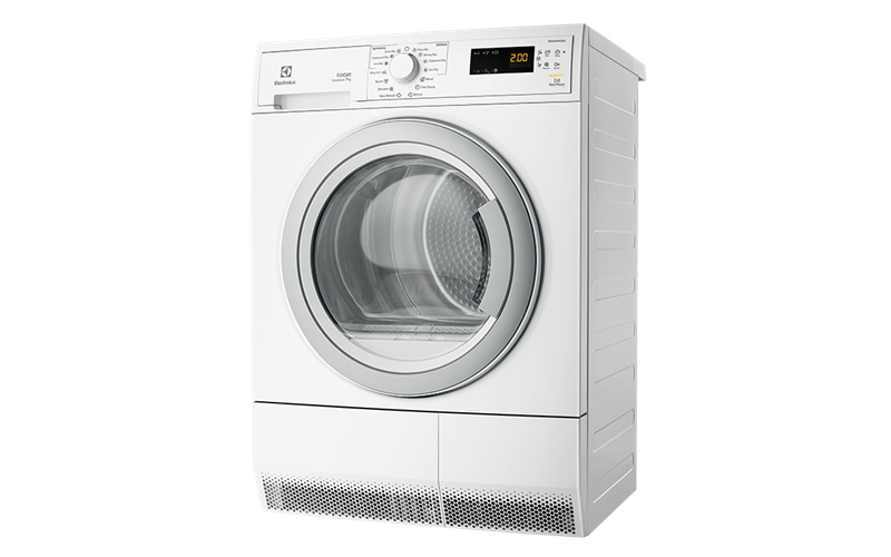 7kg Condenser Dryer (EDC2075GDW) - Electrolux Australia ffbe99b1a5
