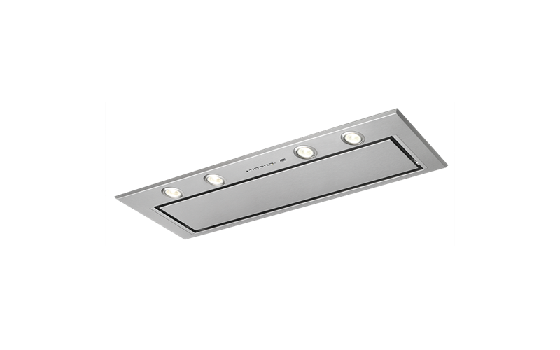 AEG 99cm integrated rangehood, stainless steel DGE5160HM