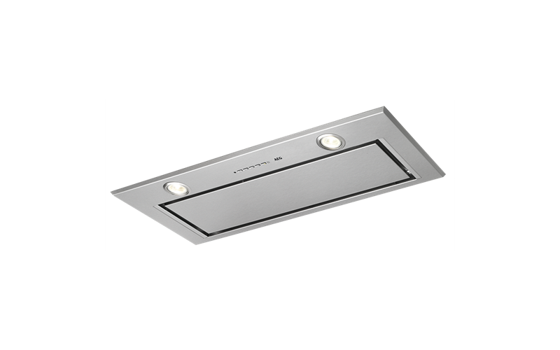 AEG 77cm Integrated Hood, Electr Button, H2H DGE5860HM