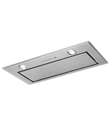 77cm integrated rangehood, stainless steel: DGE5860HM
