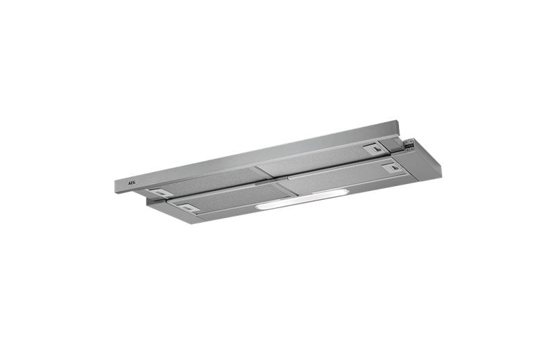 AEG 90cm telescopic rangehood, stainless steel DPB5950M/A