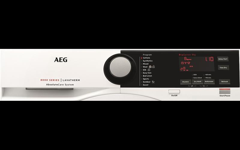 AEG 8000 Series 10kg Washing Machine LF8C1612A