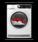 8000 Series 8kg Heat Pump Dryer: T8DHE842B