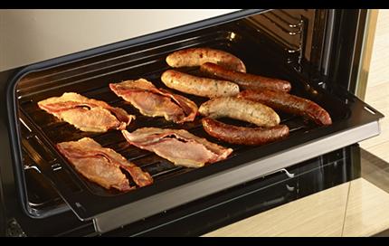 Anti-spatter grill  inserts