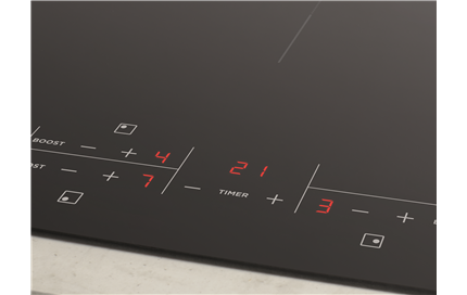 Simple and durable control panel graphics