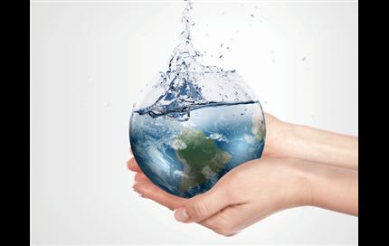 Saves water