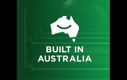 Built in Australia
